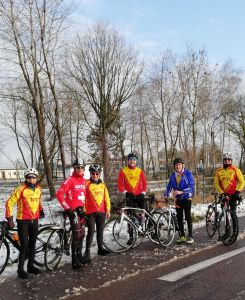 Marcel's six Team