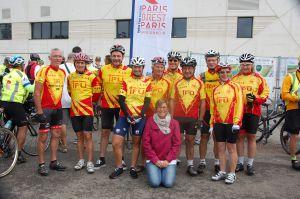SCASB Team et suiveurs PBP 2015