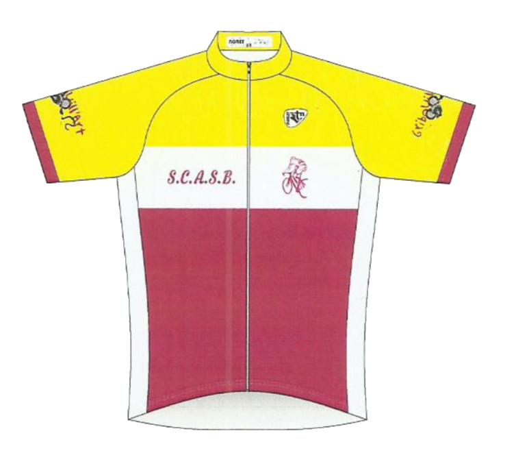 Le maillot du SCASB